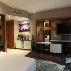 Hard Rock Hotel Guadalajara Гвадалахара комната для гостей