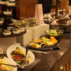 The Metropolitan Hotel and Spa New Delhi in New Delhi, India from 156$, photos, reviews - zenhotels.com meals photo 5