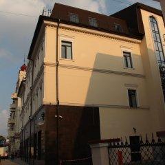 Гостиница Максим Горький вид на фасад фото 4