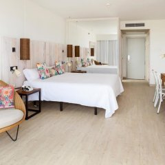 Отель Sol Beach House at Melia Fuerteventura - Adults Only комната для гостей фото 5