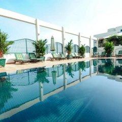 Отель Windsor Plaza Hotel Вьетнам, Хошимин - 1 отзыв об отеле, цены и фото номеров - забронировать отель Windsor Plaza Hotel онлайн бассейн фото 3