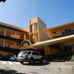 Отель El Cielito Hotel Baguio Филиппины, Багуйо - отзывы, цены и фото номеров - забронировать отель El Cielito Hotel Baguio онлайн парковка