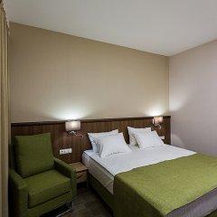 Альфа Отель 4* Стандартный номер с разными типами кроватей