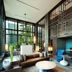 Отель PARKROYAL on Pickering Сингапур, Сингапур - 3 отзыва об отеле, цены и фото номеров - забронировать отель PARKROYAL on Pickering онлайн интерьер отеля
