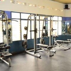 Отель King's Conference Centre фитнесс-зал фото 4