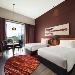 Resorts World Sentosa - Hard Rock Hotel Сингапур комната для гостей