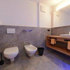 Hotel Haller Рачинес-Ратскингс ванная