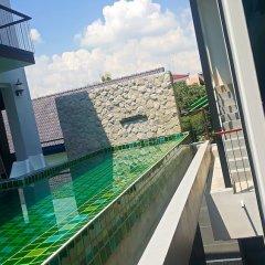 Отель Fu Suvarnabhumi Бангкок балкон