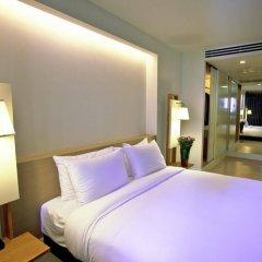 Отель Trinity Silom Hotel Таиланд, Бангкок - 2 отзыва об отеле, цены и фото номеров - забронировать отель Trinity Silom Hotel онлайн комната для гостей фото 4