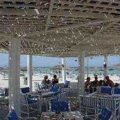 Отель Baya Beach Aqua Park Resort & Thalasso Тунис, Мидун - отзывы, цены и фото номеров - забронировать отель Baya Beach Aqua Park Resort & Thalasso онлайн пляж