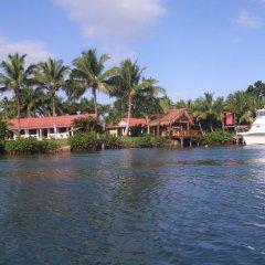Отель Club Oceanus Вити-Леву приотельная территория