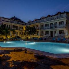 Ünsal Hotel бассейн фото 2
