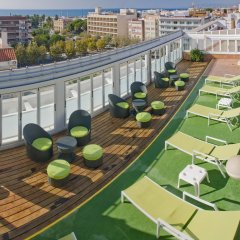 Отель Regente Aragón балкон