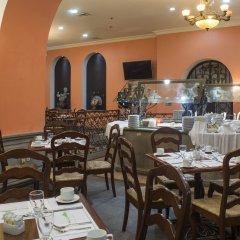 Отель Holiday Inn Ciudad De Mexico Perinorte Тлальнепантла-де-Бас питание фото 3