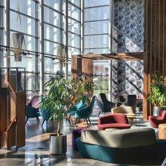Отель Radisson Blu Hotel Lietuva Литва, Вильнюс - 5 отзывов об отеле, цены и фото номеров - забронировать отель Radisson Blu Hotel Lietuva онлайн интерьер отеля фото 3