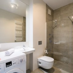 Апартаменты P&O Apartments Kolejowa ванная фото 2