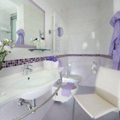 Aqua Hotel Римини ванная