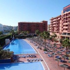 Hotel Myramar Fuengirola бассейн