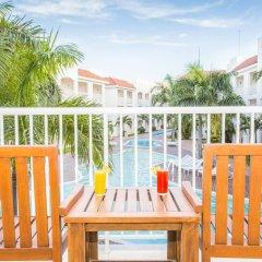 Отель Be Live Collection Punta Cana - All Inclusive Доминикана, Пунта Кана - 3 отзыва об отеле, цены и фото номеров - забронировать отель Be Live Collection Punta Cana - All Inclusive онлайн балкон
