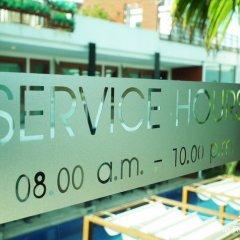 Отель La Flora Resort Patong парковка