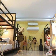 Отель Eat n Sleep Таиланд, Пхукет - отзывы, цены и фото номеров - забронировать отель Eat n Sleep онлайн интерьер отеля