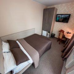 Гостиница Аврора комната для гостей фото 7