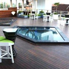Fashion Hotel Legian бассейн фото 3