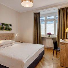 Отель Alpen Hotel München Германия, Мюнхен - 1 отзыв об отеле, цены и фото номеров - забронировать отель Alpen Hotel München онлайн комната для гостей фото 5