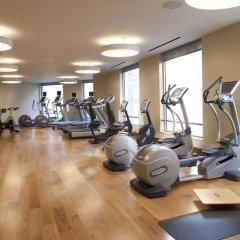 Отель Loews Regency San Francisco фитнесс-зал фото 3