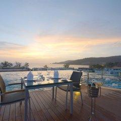 Отель The Charm Resort Phuket Пхукет приотельная территория