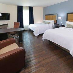 Отель Candlewood Suites Queretaro Juriquilla комната для гостей фото 3