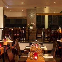 Thistle Trafalgar Square Hotel Лондон питание