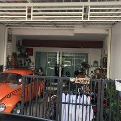 Отель Autta House Бангкок гостиничный бар