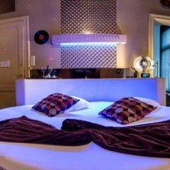 Отель Le Vénitien Бельгия, Льеж - отзывы, цены и фото номеров - забронировать отель Le Vénitien онлайн комната для гостей фото 3