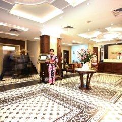 Отель Hanoi Emotion Hotel Вьетнам, Ханой - отзывы, цены и фото номеров - забронировать отель Hanoi Emotion Hotel онлайн интерьер отеля фото 2
