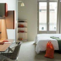 Отель Okko Hotels Lyon Pont Lafayette Франция, Лион - отзывы, цены и фото номеров - забронировать отель Okko Hotels Lyon Pont Lafayette онлайн комната для гостей фото 3