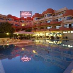 Отель Luna Forte da Oura Португалия, Албуфейра - отзывы, цены и фото номеров - забронировать отель Luna Forte da Oura онлайн бассейн фото 9