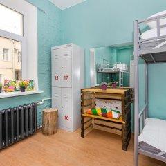 Отель Velohostel Fontanka Санкт-Петербург удобства в номере