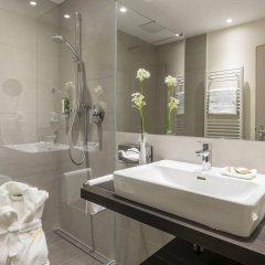 Romantik Hotel Stafler Кампо-ди-Тренс ванная