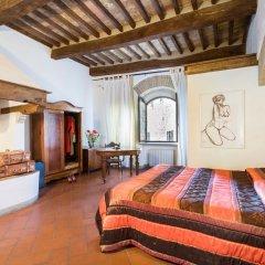 Отель B&B Palazzo Tortoli Италия, Сан-Джиминьяно - отзывы, цены и фото номеров - забронировать отель B&B Palazzo Tortoli онлайн комната для гостей фото 4