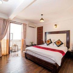 Отель Golden Peach Villa Hoi An комната для гостей фото 4