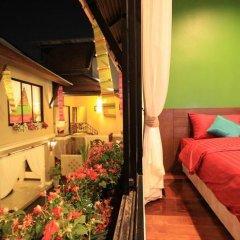 Отель Devara Pool Villa Паттайя балкон