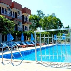 Patara Sun Club Турция, Патара - отзывы, цены и фото номеров - забронировать отель Patara Sun Club онлайн бассейн фото 3