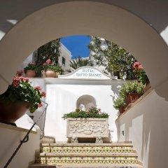 Отель Gatto Bianco Hotel & SPA Италия, Капри - отзывы, цены и фото номеров - забронировать отель Gatto Bianco Hotel & SPA онлайн балкон