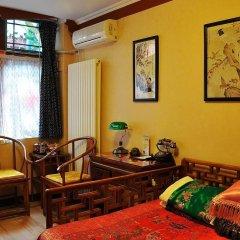 Отель Beijing Double Happiness Hotel Китай, Пекин - отзывы, цены и фото номеров - забронировать отель Beijing Double Happiness Hotel онлайн комната для гостей фото 4