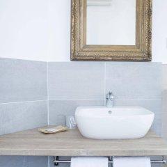 Отель Loggia Fiorentina Италия, Флоренция - 2 отзыва об отеле, цены и фото номеров - забронировать отель Loggia Fiorentina онлайн ванная