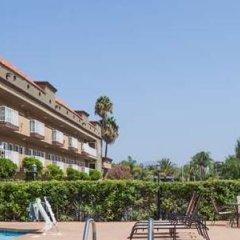 Отель Travelodge by Wyndham Sylmar CA США, Лос-Анджелес - отзывы, цены и фото номеров - забронировать отель Travelodge by Wyndham Sylmar CA онлайн парковка