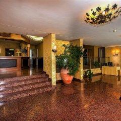 Park Hotel Blanc et Noir интерьер отеля
