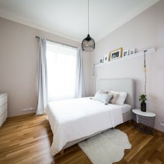 Апартаменты Boris' apartments City centre parks Прага комната для гостей фото 2