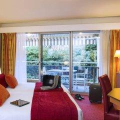 Отель Club Maintenon Франция, Канны - отзывы, цены и фото номеров - забронировать отель Club Maintenon онлайн комната для гостей фото 5